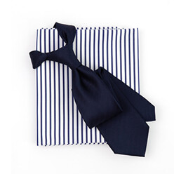 Mono gallery Herringbone Solid - Navy 할인가 67,000원