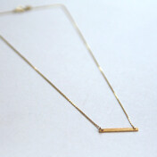 Golden Days Necklace