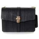 [�ܵ�����][�����轼]J132002l Quilted Midibox(Blacksnake)