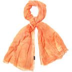Modal Scarf In Used Optic_Orange(280)