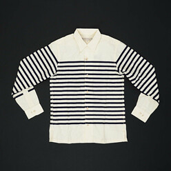 Haversack Stripe Shirt2 8...