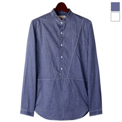 Stitch China Henley Neck ...