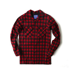 L/S Fitted Board Shirt Re...