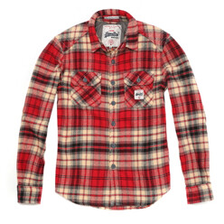 14f/W (��) Milled-Flannel ...