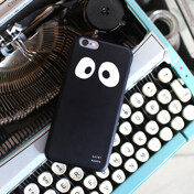 Cute Eyes Case (For I Phone)