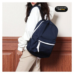 Piece maker [44%SALE!]Alice Codura Day Pack (Navy) 할인가 39,000원