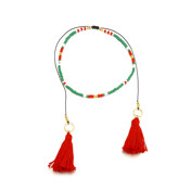 Beads Two-Way Necklace