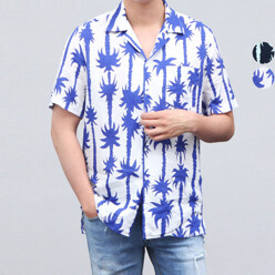 VARONES Aloha Linen Shirts (2color) 할인가 56,000원