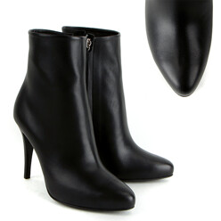 KUHEE [역시즌세일][Kuhee] 역시즌세일 Basic Sexy Ankle Boots(4247) 할인가 89,000원