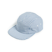 Camp Cap_Blue Multi Stripe