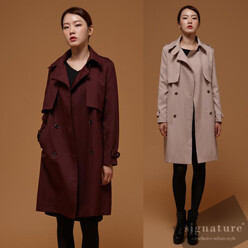 The Burgundy Trench