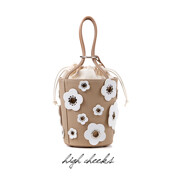 La La Bucket Bag_Beige