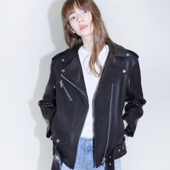 17 Spring Laether Jacket