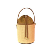 [신상품 10%세일]Basket Mug Bag (Brown)