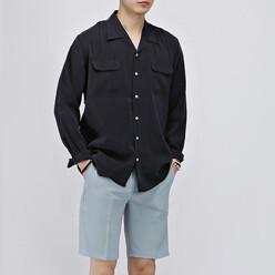 Richard Open Collar Shirts