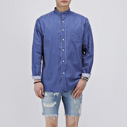 Kael Stripe China Shirts