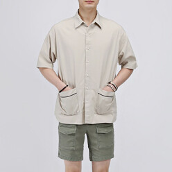 Safari Washing 1/2 Shirts