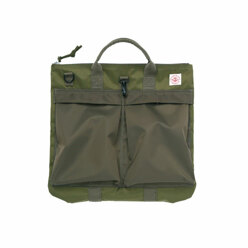 Creek Color Block Helmet Bag Olive