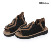[츄바스코] Aztec(S80421)/Black+Coffee+Coffee