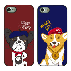 Dparks Frenchie And Wealthy Black Case