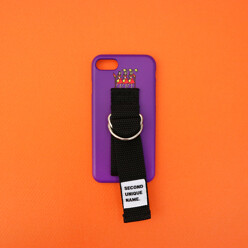 Sun Case Grape Black (Illust)