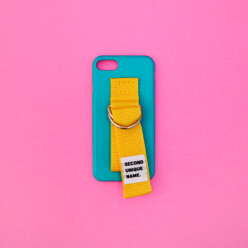 Sun Case Skyblue Yellow (None)