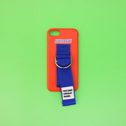 Sun Case Sunorange Blue (Word)