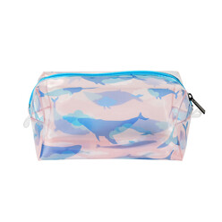 [Kiitos] Umi Cosmetic Bag - Whale