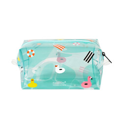 [Kiitos] Umi Cosmetic Bag - Swimming Ring