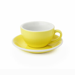 [Acme] Cappuccino Cup_Yellow