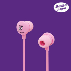 Barbapapa Earphone