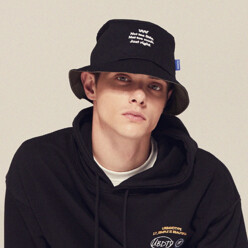 Logo Reversible Bucket Hat_Hl029