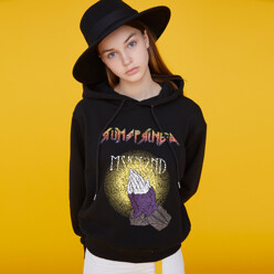 Rumspringa Tour Hoody Black
