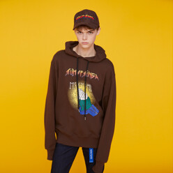 Rumspringa Tour Hoody Brown
