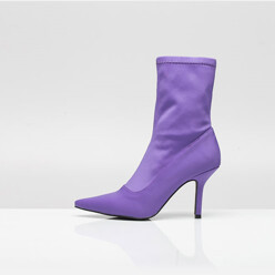 Knife Ankle Booties