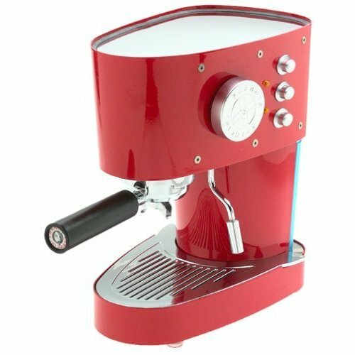 WIZWID:위즈위드 - [illy:일리] [한정수량]Francisfrancis! X3 Espresso Machine, Red