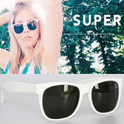 [�ܵ�Ư��]Basic Sunglasses
