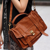 [2014 �Ż�ǰ]Ps1 Medium Satchel (Saddle)