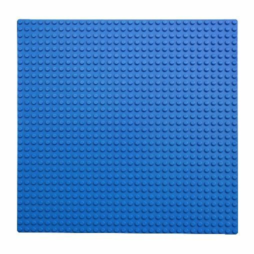 wizwid lego blue building plate 32 x 32 studs. Black Bedroom Furniture Sets. Home Design Ideas