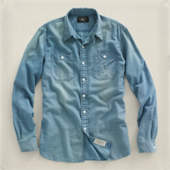 [10%��������]Washed Indigo Wo...