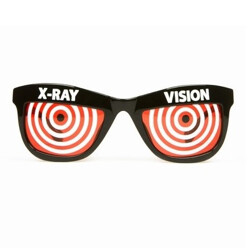 Jeremy Scott Red With X-R...