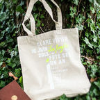 [���԰�]Small Canvas 1 Year Anniversary Tote