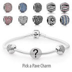 [Gift Set+������34����]Pandora Pick A Pave Holiday