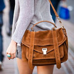 [��������][2014 �Ż�ǰ]Ps1 Medium Satchel (Tobacco)