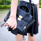 [Md��õ]Mini Pashli Satchel In Black