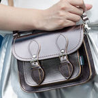 [�ܵ���Ī+Ư������]Metallic Pewter Micro Satchel