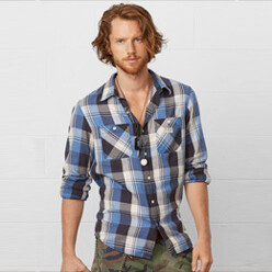 [5%��������]Plaid Ward Sport ...