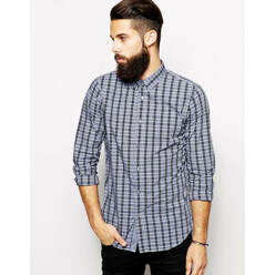 Slim Fit Shirt In Check