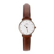 Classy St. Mawes Lady Brown/Rose Gold