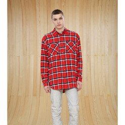 Beano Plaid Shirt
